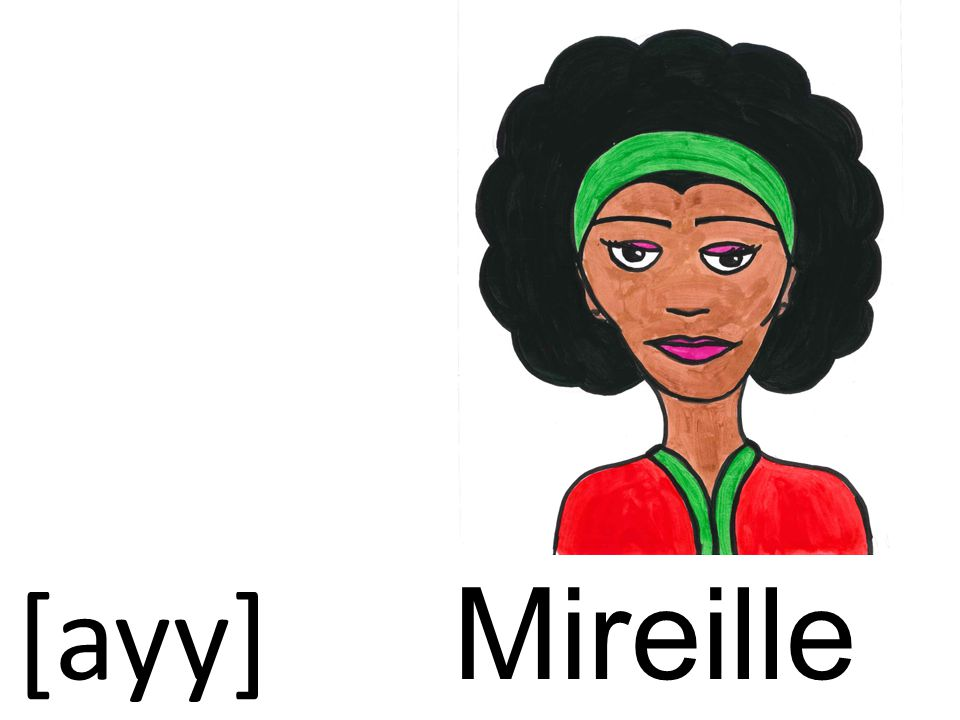 [ayy] Mireille